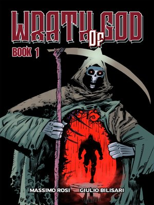 cover image of Wrath of God, Book One