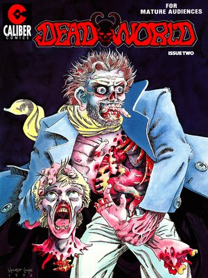 cover image of Deadworld, Issue 2