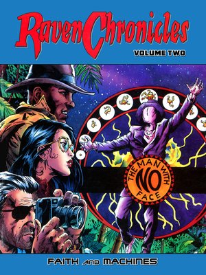 cover image of Raven Chronicles, Volume 2