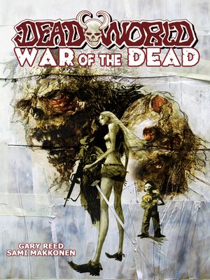 cover image of Deadworld: War of the Dead