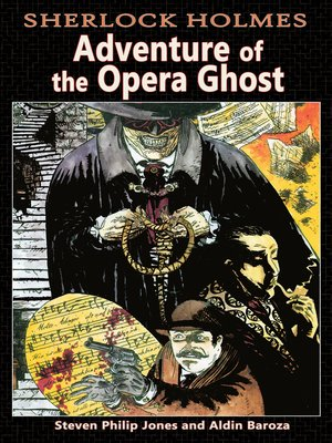 cover image of Sherlock Holmes: Adventure of the Opera Ghost