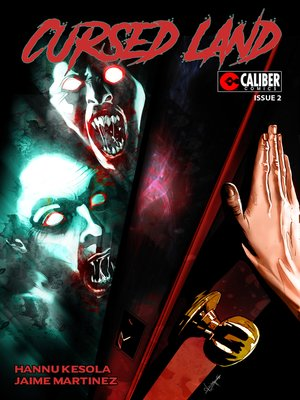 cover image of Cursed Land, Issue 2