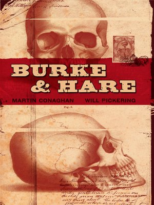 cover image of Burke & Hare