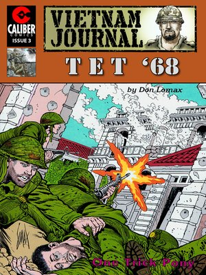 cover image of Vietnam Journal: Tet '68, Issue 3
