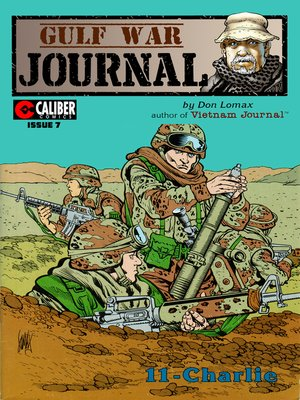 cover image of Gulf War Journal, Issue 7