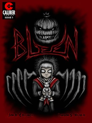 cover image of Bleen, Issue 1