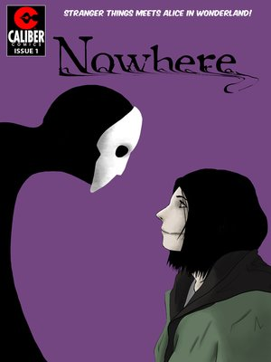 cover image of Nowhere, Issue 1