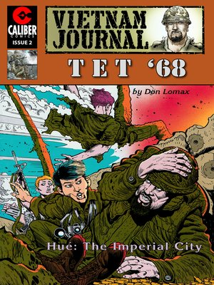cover image of Vietnam Journal: Tet '68, Issue 2