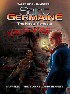 cover image of Saint Germaine: The Kilroy Mandate