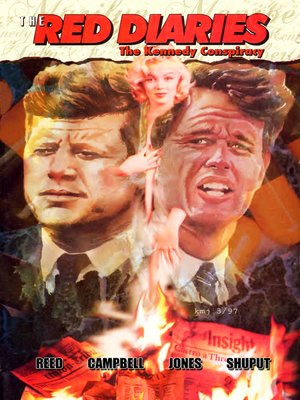 cover image of Red Diaries: The Kennedy Conspiracy