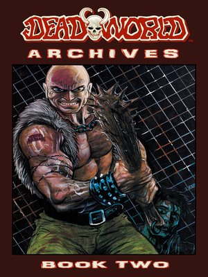 cover image of Deadworld Archives, Book Two