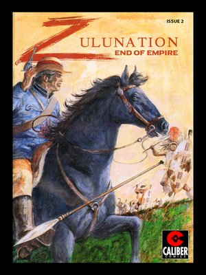 cover image of Zulunation: The End of An Empire, Issue 2
