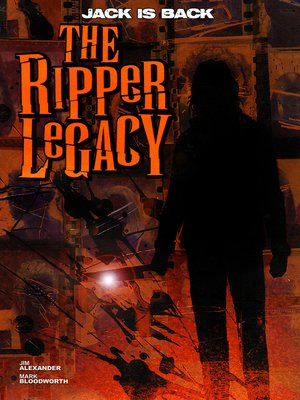 cover image of The Ripper Legacy