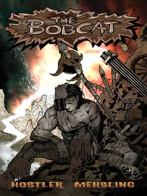 cover image of The Bobcat