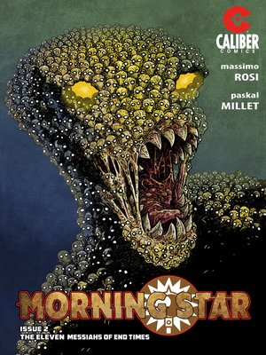cover image of Morning Star, Issue 2
