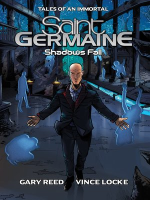 cover image of Saint Germaine: Shadows Fall