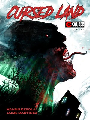 cover image of Cursed Land, Issue 1