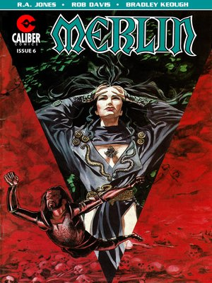 cover image of Merlin: The Legend Begins, Issue 6