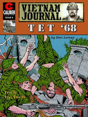cover image of Vietnam Journal: Tet '68, Issue 4