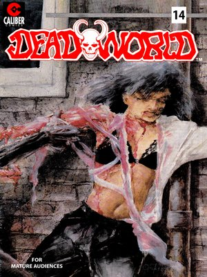 cover image of Deadworld, Issue 14