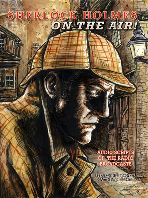 cover image of Sherlock Holmes On the Air