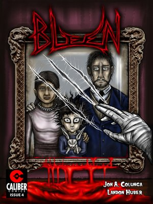 cover image of Bleen, Issue 4