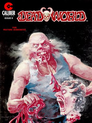 cover image of Deadworld, Issue 9
