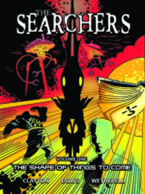 cover image of The Searchers, Volume 1
