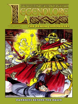 cover image of Legendlore, Volume 4
