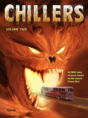 cover image of Chillers, Book 2