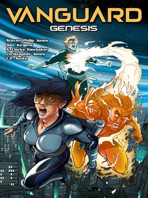 cover image of Vanguard: Genesis
