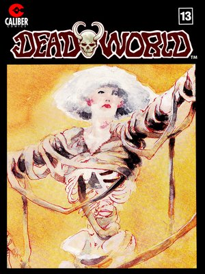 cover image of Deadworld, Issue 13