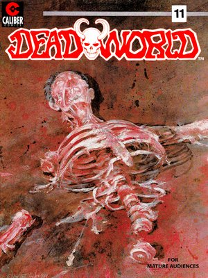 cover image of Deadworld, Issue 11