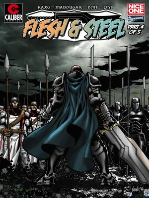 cover image of Flesh and Steel, Issue 4
