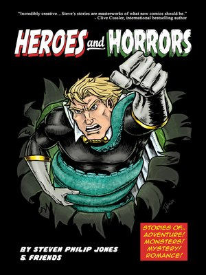 cover image of Heroes and Horrors