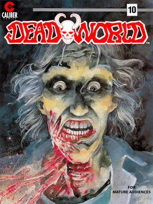 cover image of Deadworld, Issue 10