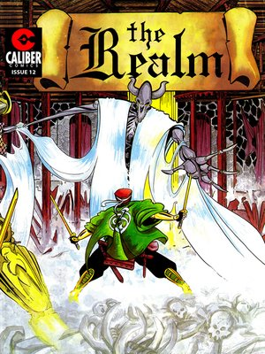 cover image of The Realm, Issue 12