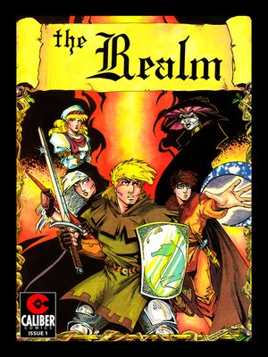 cover image of The Realm, Issue 1