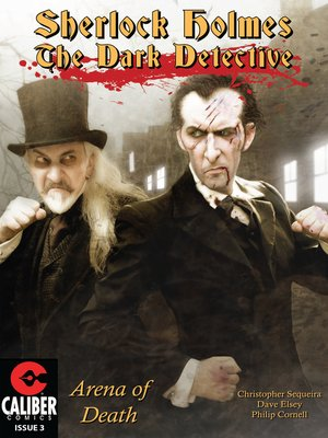 cover image of Sherlock Holmes: Dark Detective, Issue 3