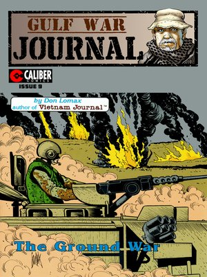 cover image of Gulf War Journal, Issue 9