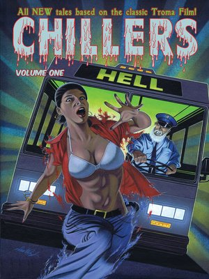cover image of Chillers, Book 1