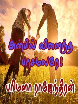 cover image of Anbil Vilaintha Paasamalare