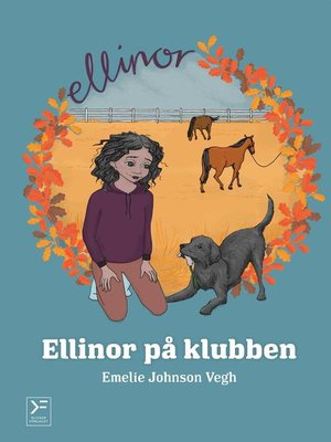 cover image of Ellinor på klubben