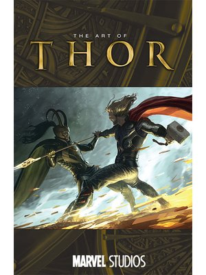 cover image of The Art of Thor the Movie