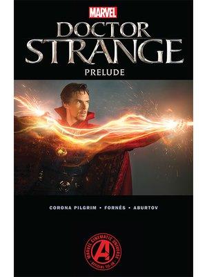 cover image of Marvel's Doctor Strange Prelude