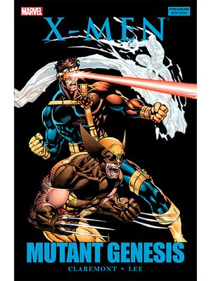 cover image of X-Men: Mutant Genesis
