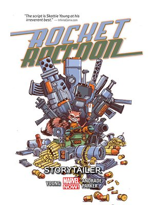 cover image of Rocket Raccoon (2014), Volume 2