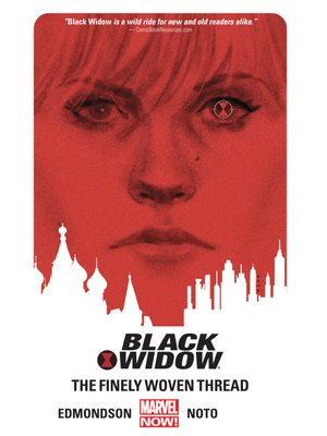 cover image of Black Widow (2014), Volume 1