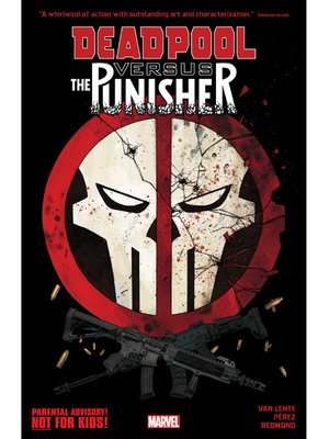 cover image of Deadpool Vs. The Punisher