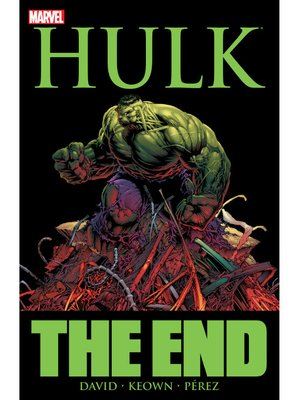 cover image of Hulk: The End